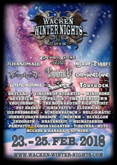 WACKEN WINTER NIGHTS 2018  | www.metaltix.com