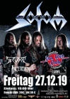 SODOM & GUESTS • 27.12.2019, 20:00 • Andernach