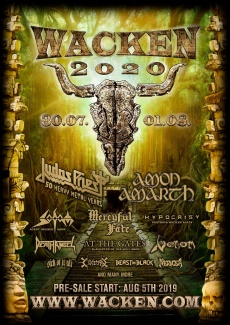 WACKEN OPEN AIR 2020  | www.metaltix.com