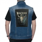 WOA - Backpatch - XXX Come on
