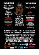 METAL GODS OPEN AIR