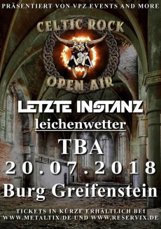CELTIC ROCK OPEN AIR 2018