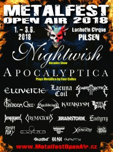 METALFEST OPEN AIR 2018  | www.metaltix.com