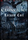 ELUVEITIE - COLLECTORS TICKET (p@h) • 27.11.2019, 19:10 • Barcelona