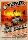 Werner Rennen 2019 - Tages - Kaate - Freitag • 30.08.2019 • Hartenholm