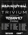 HEAVEN SHALL BURN + TRIVIUM TOUR 2021 • 17.12.2021 • Berlin