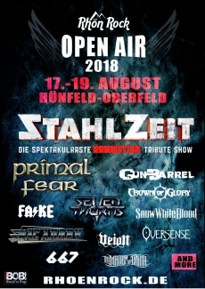 RHÖN ROCK OPEN AIR FESTIVAL 2018  | www.metaltix.com