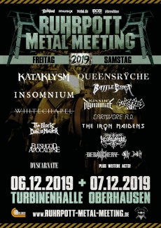 RUHRPOTT METAL MEETING 2019 | www.metaltix.com