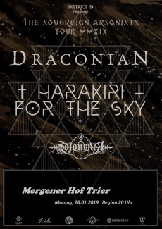 HARAKIRI FOR THE SKY  | www.metaltix.com