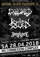 EXHUMED 2018