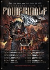 POWERWOLF - Collectors Ticket • 29.10.2018, 19:30 • Hamburg