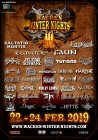 WACKEN WINTER NIGHTS 2019 - TAGESTICKET • 22.02. - 24.02.2019 • Wacken