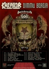KREATOR + DIMMU BORGIR - COLLECTORS TICKET • 06.12.2018, 18:00 • Mailand