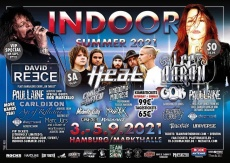 INDOOR SUMMER FESTIVAL 2020 >> 2021  | www.metaltix.com