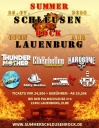 SUMMER SCHLEUSEN ROCK OPEN AIR • 25.07.2020, 15:30 • Lauenburg/Elbe