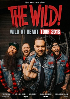 THE WILD!  | www.metaltix.com