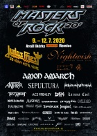 MASTERS OF ROCK 2020