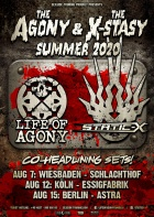 LIFE OF AGONY x STATIC-X