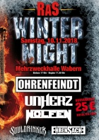 ROCK AM STÜCK WINTER-NIGHT 2018