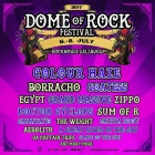 DOME OF ROCK FESTIVAL 2017