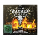 W:O:A - DVD - Live at Wacken 2018